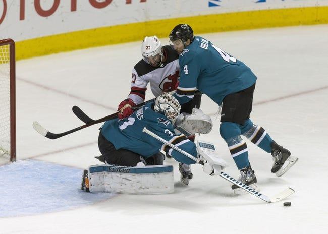 New Jersey Devils vs. San Jose Sharks - 10/14/18 NHL Pick, Odds, and Prediction