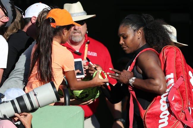 Serena Williams vs. Kristyna Pliskova 2018 French Open Tennis Pick, Preview, Odds, Prediction