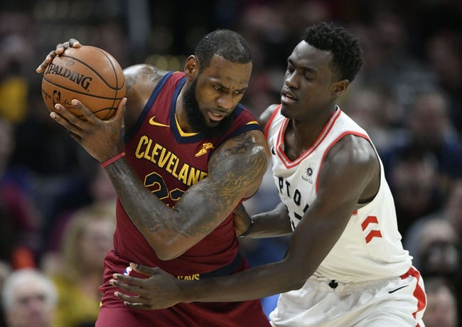 Cleveland Cavaliers vs. Toronto Raptors - 4/3/18 NBA Pick, Odds, and Prediction