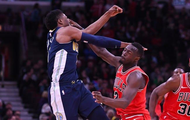 Chicago Bulls vs. Denver Nuggets - 10/31/18 NBA Pick, Odds, and Prediction