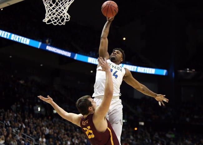 NCAA BB | BYU Cougars (24-11) at Nevada Wolf Pack (29-8)