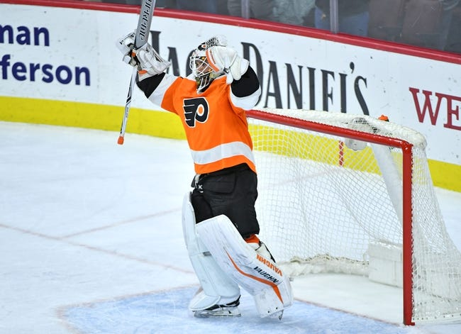 Philadelphia Flyers vs. New York Rangers - 4/7/18 NHL Pick, Odds, and Prediction