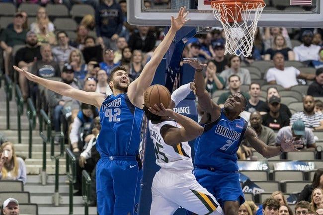 NBA | Utah Jazz (3-2) at Dallas Mavericks (2-3)