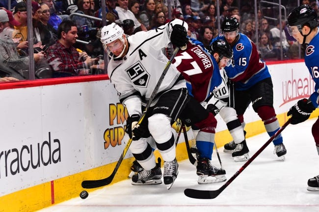 Los Angeles Kings vs. Colorado Avalanche - 4/2/18 NHL Pick, Odds, and Prediction