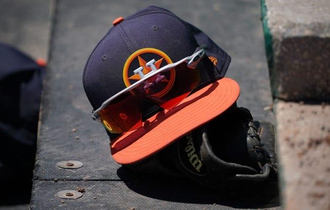 Minnesota Twins vs. Houston Astros - 4/9/18 MLB Pick, Odds, and Prediction