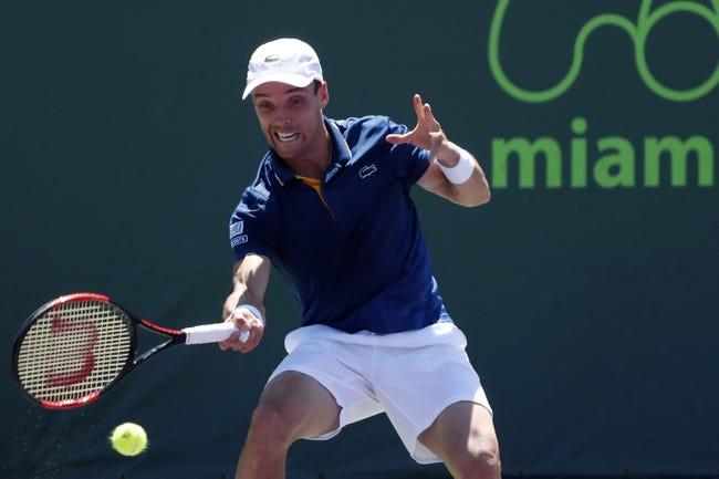 Tennis | Bautista Agut vs. Goffin