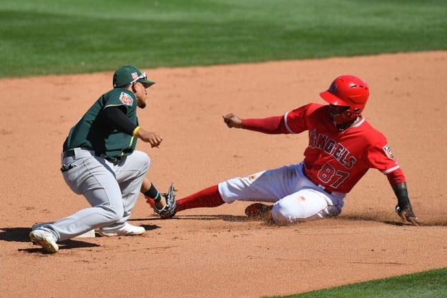 Oakland Athletics vs. Los Angeles Angels - 3/29/18 MLB Pick, Odds, and Prediction