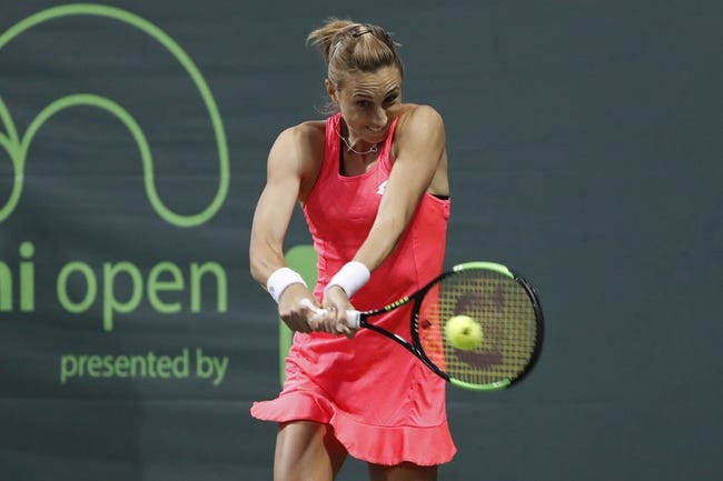 Petra Martic vs Naomi Broady 2018 Coupe Banque Nationale Tennis Pick, Preview, Odds, Prediction