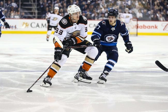 NHL | Anaheim Ducks at Winnipeg Jets
