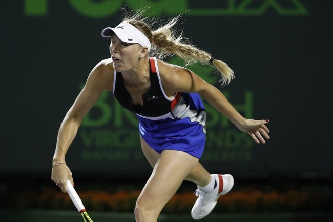 Caroline Wozniacki vs. Kiki Bertens 2018 Madrid Masters Tennis Pick, Preview, Odds, Prediction