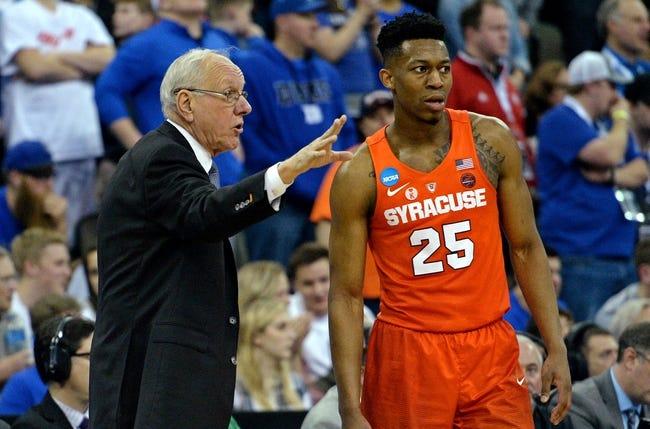 Syracuse vs. Eastern Washington - 11/6/18 College Basketball Pick, Odds, and Prediction