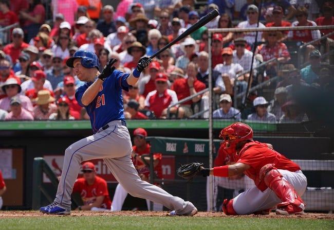 MLB | St. Louis Cardinals (0-0) at New York Mets (0-0)