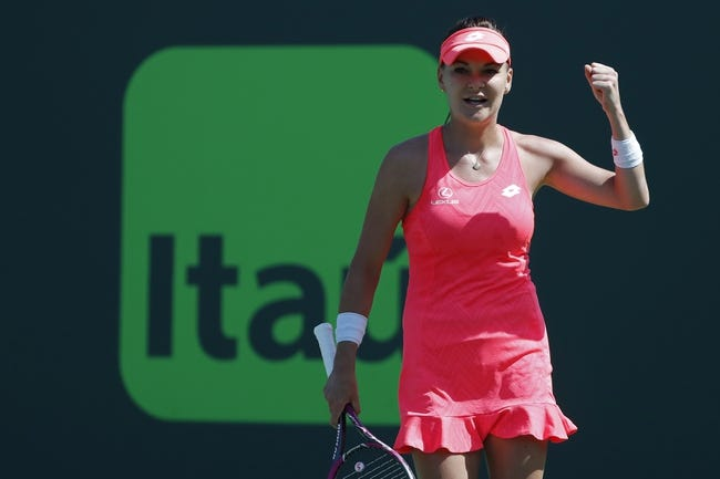 Tennis | Vekic vs. Radwanska