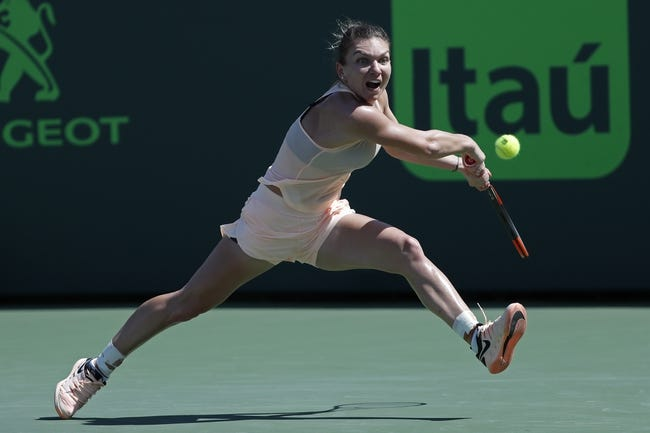 Tennis | Keys vs. Halep