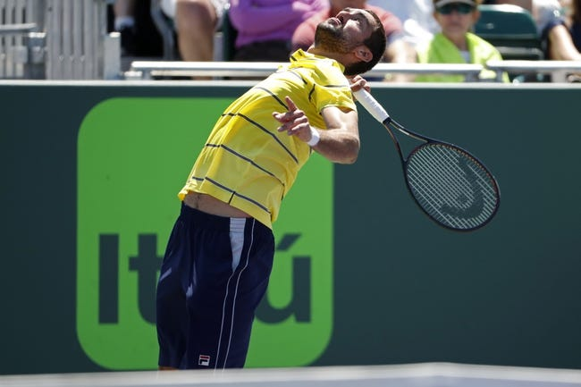 Marin Cilic vs. John Isner 2018 Miami Open Tennis Pick, Odds, Prediction