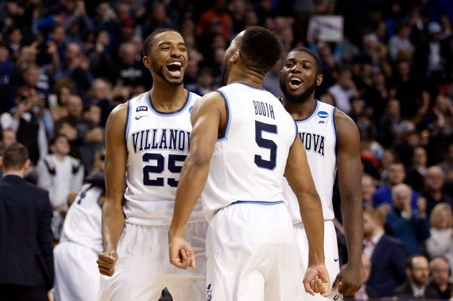 Kansas vs. Villanova - NCAA Final Four - 3/31/18 College Basketball Pick, Odds, and Prediction