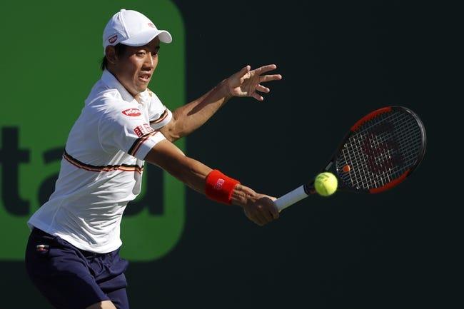 Tennis | Kei Nishikori vs. Daniil Medvedev