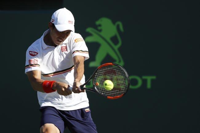 Tennis   Zverev vs. Nishikori