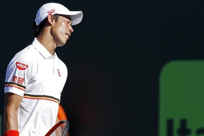 Tennis | Nikoloz Basilashvili vs. Kei Nishikori