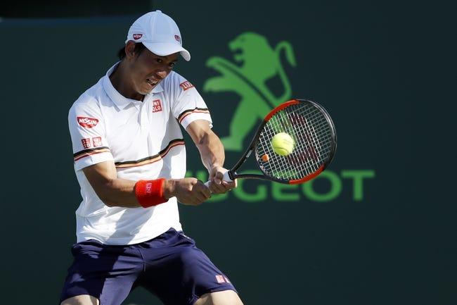 Tennis   Stefanos Tsitsipas vs. Kei Nishikori