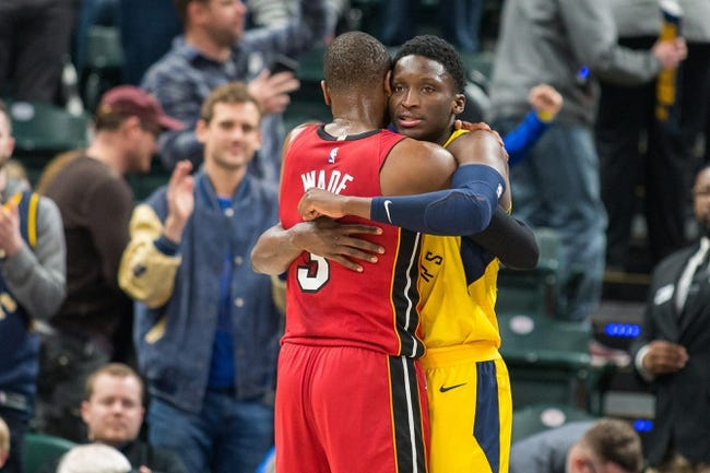 Miami Heat vs. Indiana Pacers - 11/9/18 NBA Pick, Odds, and Prediction