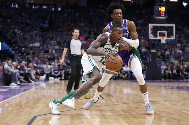 NBA | Boston Celtics at Sacramento Kings