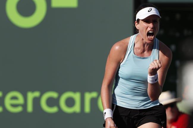 Tennis | Johanna Konta vs. Sofia Kenin