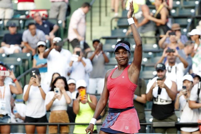 Venus Williams vs. Danielle Collins 2018 Miami Open Tennis Pick, Preview, Odds, Prediction