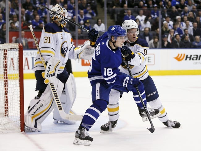 Toronto Maple Leafs vs. Buffalo Sabres - 4/2/18 NHL Pick, Odds, and Prediction