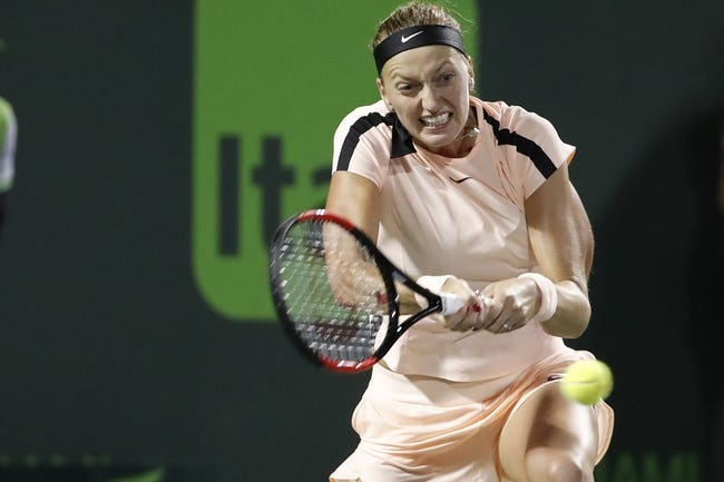 Petra Kvitova vs. Anett Kontaveit 2018 French Open Tennis Pick, Preview, Odds, Prediction