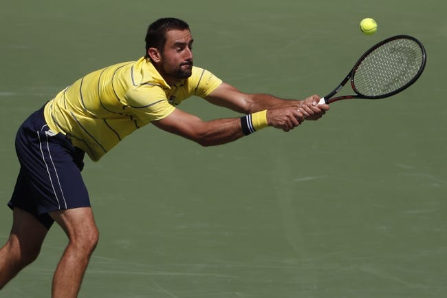 Marin Cilic vs. Yoshihito Nishioka 2018 Wimbledon Tennis Pick, Preview, Odds, Prediction