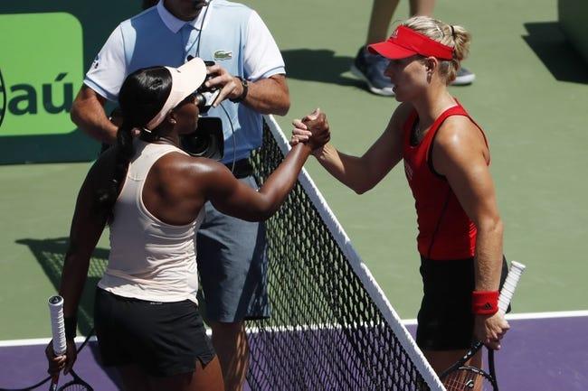 Tennis | Sloane Stephens vs. Angelique Kerber