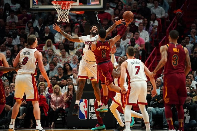 NBA | Cleveland Cavaliers (8-27) at Miami Heat (16-17)