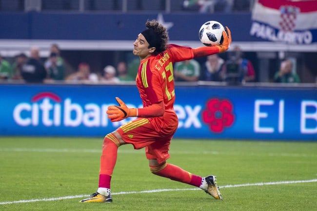 Soccer | Mexico vs. South Korea