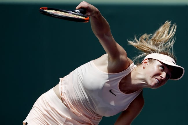 Elina Svitolina vs. Anett Kontaveit 2018 Rome Masters Tennis Pick, Preview, Odds, Prediction