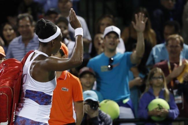 Anett Kontaveit vs. Venus Williams 2018 Rome Masters Tennis Pick, Preview, Odds, Prediction