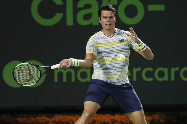 John Isner vs Milos Raonic 2018 Wimbledon Tennis Pick, Preview, Odds, Predictions