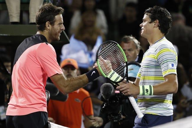 Marco Cecchinato vs Milos Raonic 18 April 2018: ATP Monte Carlo Tennis Preview and Predictions