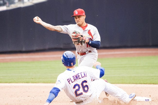 New York Mets vs. St. Louis Cardinals - 3/31/18 MLB Pick, Odds, and Prediction