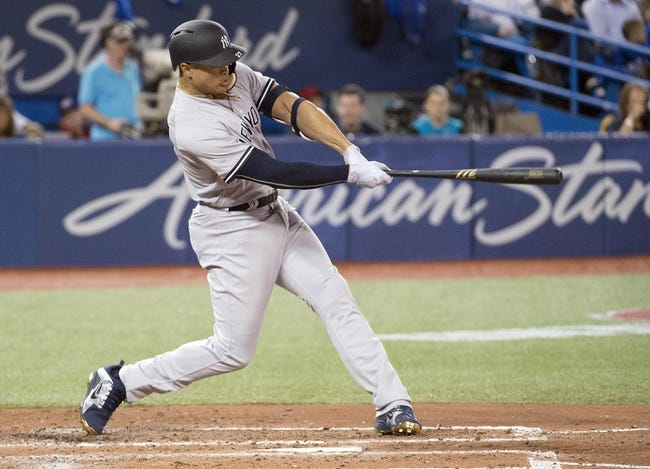 New York Yankees vs. Tampa Bay Rays - 4/3/18 MLB Pick, Odds, and Prediction