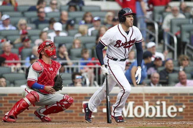 MLB | Philadelphia Phillies (66-96) at Atlanta Braves (72-90)