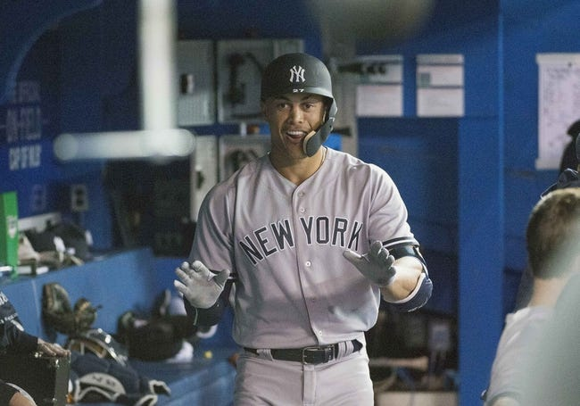 Toronto Blue Jays vs. New York Yankees - 3/30/18 MLB Pick, Odds, and Prediction