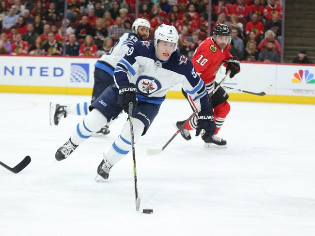 Winnipeg Jets vs. Chicago Blackhawks - 4/7/18 NHL Pick, Odds, and Prediction
