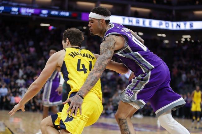 NBA | Indiana Pacers (13-9) at Sacramento Kings (10-11)