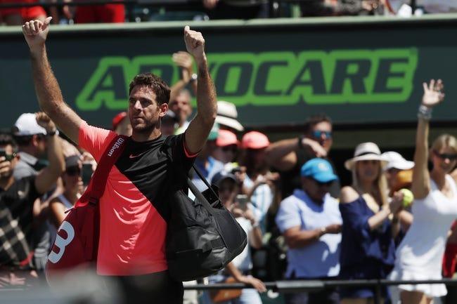 Tennis | Reilly Opelka vs. Juan-Martin Del Potro