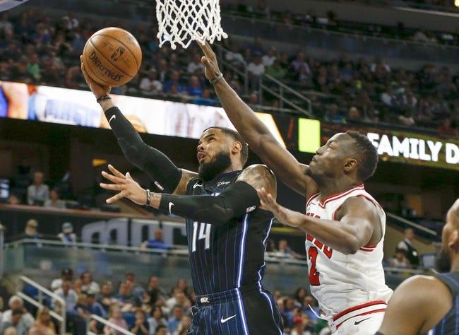 Orlando Magic vs. San Antonio Spurs - 10/12/18 NBA Pick, Odds, and Prediction