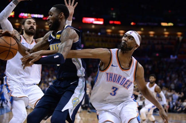 NBA | Denver Nuggets (12-7) at Oklahoma City Thunder (12-6)