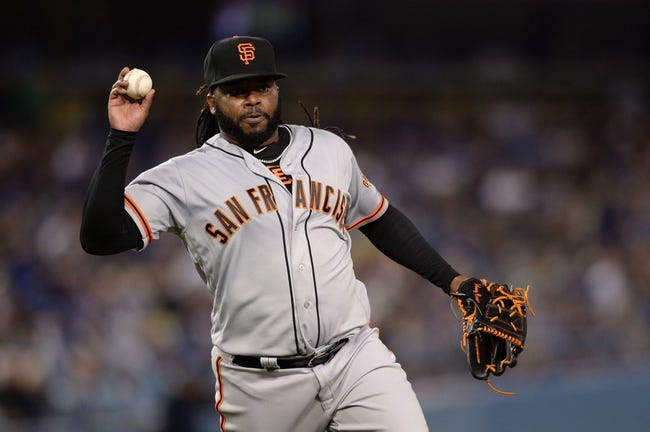 Los Angeles Dodgers vs. San Francisco Giants - 3/31/18 MLB Pick, Odds, and Prediction