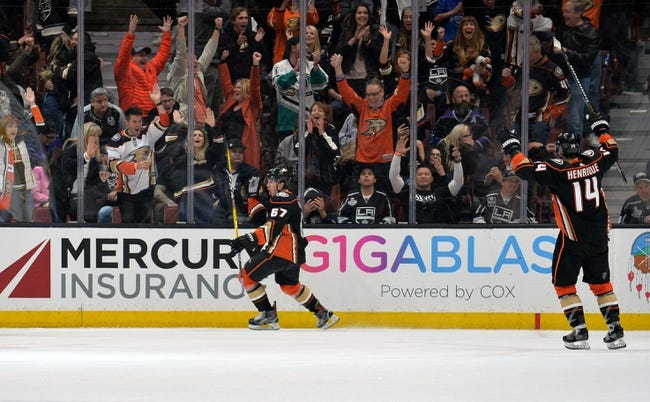 NHL | Los Angeles Kings at Anaheim Ducks