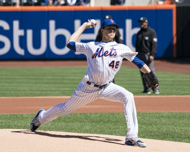 Daily Fantasy Baseball (DFS) - High Cost/Low Cost Options - FanDuel - 4/27/18
